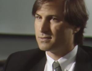 Steve Jobs in 1990